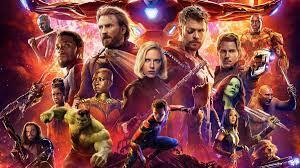 Wallpaper Ultra Hd Avengers Infinity War