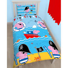 Peppa Pig Bedroom Decor Peppa Pig Double Duvet The Duvets