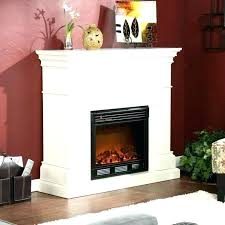 duraflame electric fireplace inserts birch electric log