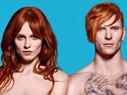 Brown sidekick famous redhead