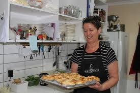 Wendy Barnett - our talented Head Chef!   Chef
