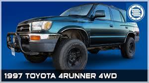 1997 4WD Toyota 4Runner   3
