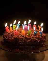 chocolate birthday cake with candles. Interesting Chocolate Chocolate Birthday Cake With Candles On It Stock Photo  96807059 Throughout Birthday Cake With Candles H