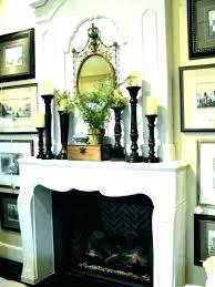 fireplace wall decor above mantel medium ideas wood for mount electric firepla wall decor