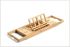 bamboo bathtub caddy bamboo bathtub bamboo bathtub caddy with extending sides by toilettree s
