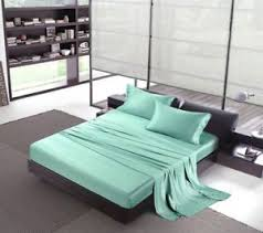 turquoise sheet set king hotel quality silky soft 100 bamboo derived rayon turquoise bed