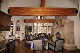 luxury home with views in the highlands at breckenridge