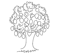 Small Picture Mango Tree With Roots Clipart Black And White Image Gallery HCPR