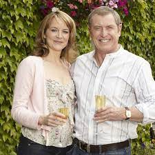 John Nettles and Kirsty Dillon - OK! Magazine