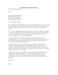 Personal Reference Letter For Student Personal Reference Letter Of Recommendation Jtmartin Co