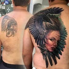 топовые татуировки тату татуировки ворон и идеи для татуировок