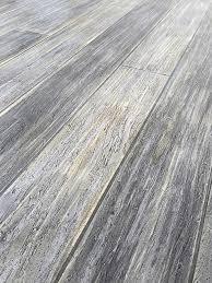 concrete that looks like wood
