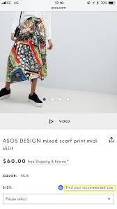 Asos Clothing Size Chart Asos Shop Womens Fashion Mens Clothing Free Delivery