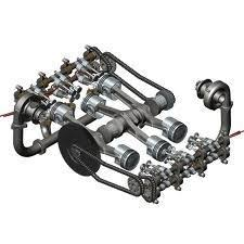 auto parts what different types of car motors engines are there h style engines h style engines are quite literally two boxer style engines separate crankshafts that are geared together at the end
