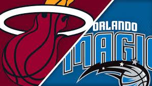 Orlando Magic Vs Miami Heat Amway Center