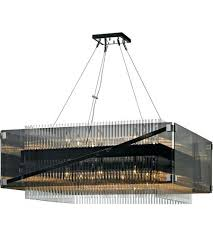 smoked glass chandelier troy lighting bhs smoked glass chandelier