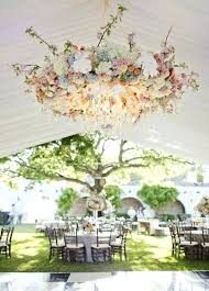 chandelier decorations for wedding 11 best wedding fl chandelier images on fl chandelier flower chandelier