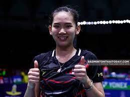 """หมิว"""" พรปวีณ์ ช่อชูวงศ์ สาวแกร่งใจสู้ของไทย Badminton Thai Today"""