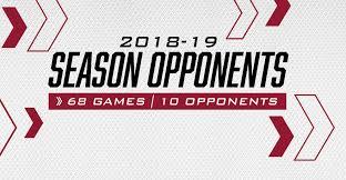 roadrunners 2018 19 opponents announced