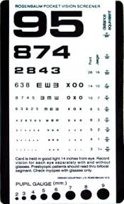 Eye Chart Actual Size 75 All Inclusive Pupil Gauge Chart Printable