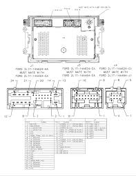 ford expedition stereo wiring diagram for 01 wiring all about 2003 ford expedition stereo wiring diagram at Expedition Radio Wiring Harness