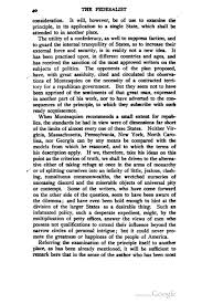 the federalist papers no the monticello classroom 4 of 7