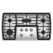 Whirlpool Gold G7CG3665XS Whirlpool36 Gas Cooktop Sears Outlet