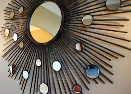 wall mirrors decor image of sunburst mirror wall decor mirrors wall decorations antique wall decor mirrors