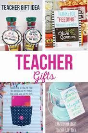 fun and simple teacher gift ideas that won t break the bank free printable