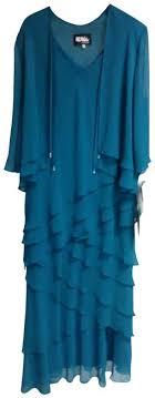 Ursula Of Switzerland Size Chart Teal 61241 Formal Dress