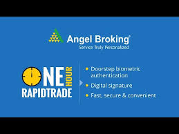 Angel Broking Chart Angel Broking Explains How To Start Trading In 1 Hour