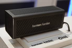 harman kardon portable bluetooth speaker. harman kardon one is the bluetooth speaker for your htc - pocket-lint portable k
