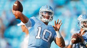 Image result for mitchell trubisky unc