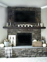 best ideas about corner fireplaces on fireplace in stone design