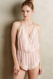 Translucid <b>Lace</b> Romper from @BHLDN | shabby chic boho clothing ...