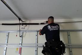 install garage door springs