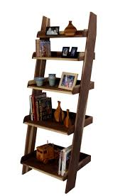image ladder bookshelf design simple furniture. wooden ladder shelving units for your inspirations awesome shelves design idea to display items image bookshelf simple furniture