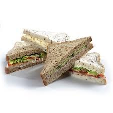 Tuna Salad White Sandwich White Henry