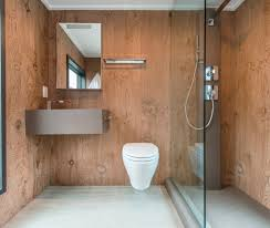 neolith tiny house bathroom