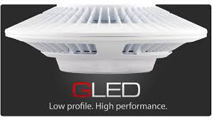 led garage lighting led garage light high performance gled fewer fixtures high output huge savings 250