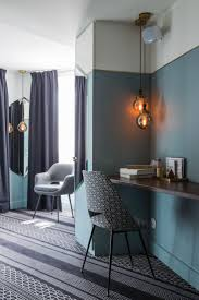 hotel bedroom lighting. where to stay in paris hotel panache designed by dorothe meilichzon bedroom lighting d