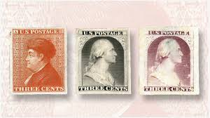 cherrystone s offer affordable th century proofs essays in cherrystone auctions offered three early united states stamp essays one of franklin and two of washington attributed to gavit co of albany