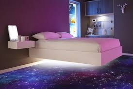 Amazing Bedroom Of The Future Bed
