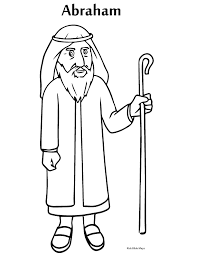 Small Picture Abraham Printable Bible Coloring Pages Kids Bible Maps