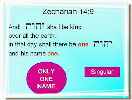 Image result for image of Zechariah 14 YAHWEH