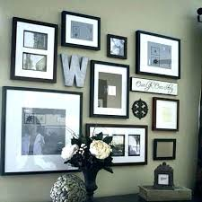 picture frame designs on walls wall ideas for decorating frames window decor black wa