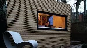 creative garden pod home office. Exellent Pod Garden Office Pod By Studios Home Buildings Uk  And Creative Garden Pod Home Office