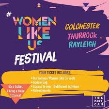 Women Like Us Festivals 2019 Active Essex