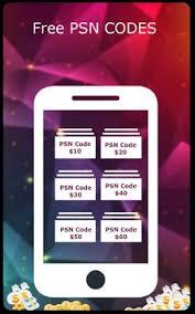 free psn code generator poster