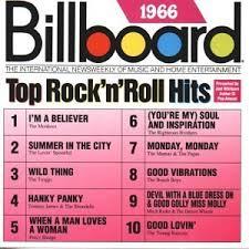 Billboard Top Rocknroll Hits 1966 Wikipedia